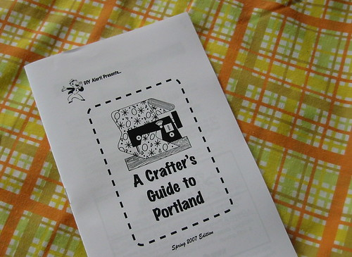 A Crafter's Guide to Portland