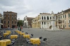 Venezia: campo Santo Stefano