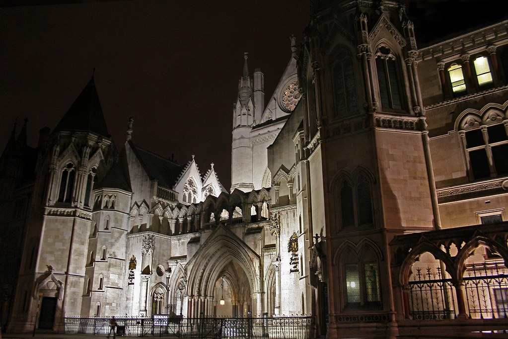 The Royal Courts of Justice ©2007 RosebudPenfold