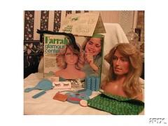 Farrah Glamour Center (twitchery) Tags: vintage hair shampoo 70s farrah vintageads vintagebeauty