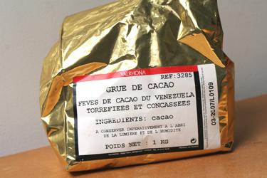 grue de cacao