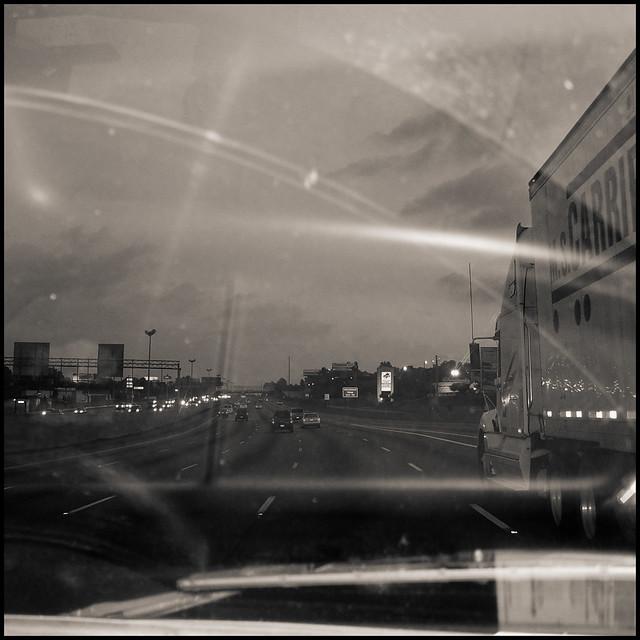 Atlanta Interstate, June, 2006