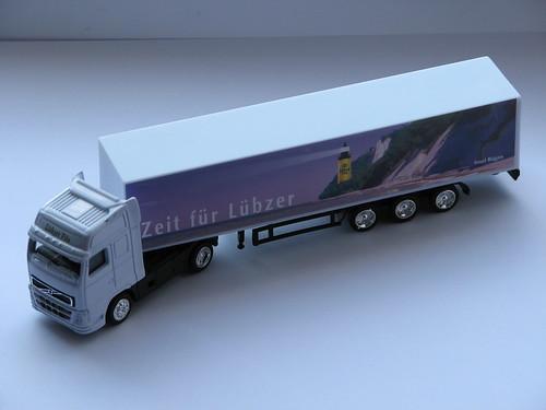 Lübzer-Minitruck