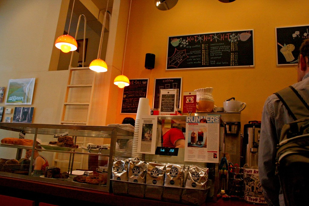 Interior of Joe's