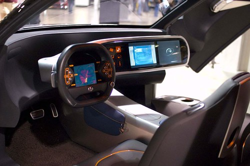 Scion TC Concept (Interior)