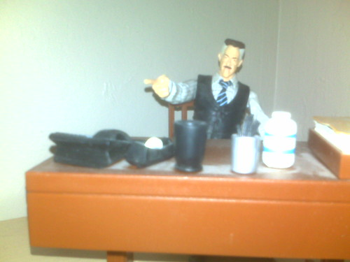 Mini J Jonah Jameson