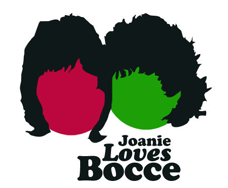 Joanie Loves Bocce logo 1