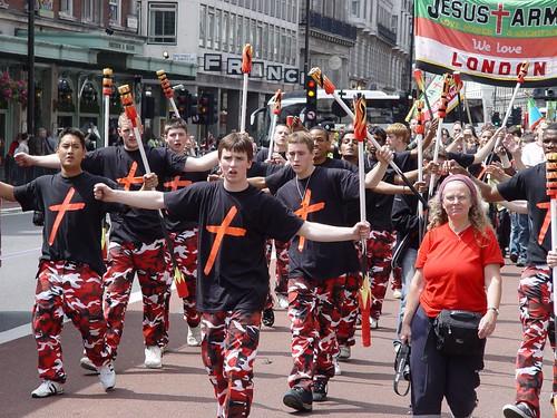 Jesus Army: We love London