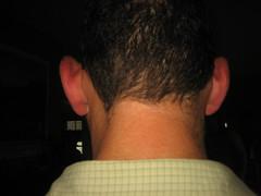 Cowlick (D96) (Gerry Szymanski) Tags: days 365 backofmyhead gerryszymanski