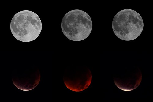 The Lunar Eclipse of August 28th 2007