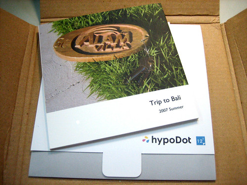 Trip to Bali Photo Book