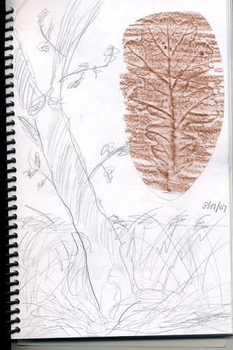 Oak nature journal