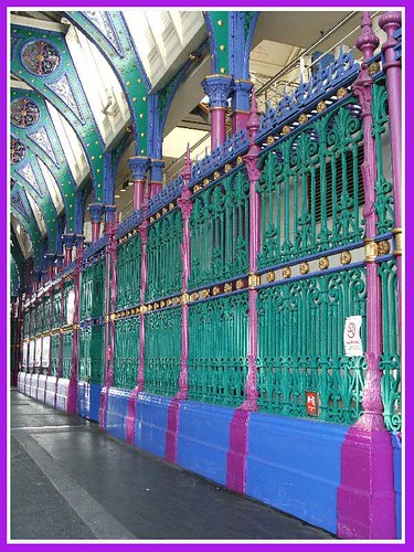 (33) London / Smithfield Market