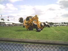 Pic00020 (PMOR07) Tags: show jcb dancing royal diggers berkshire 2007