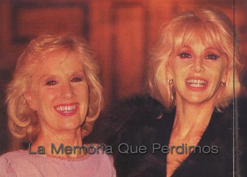 mirtha y susana 1987