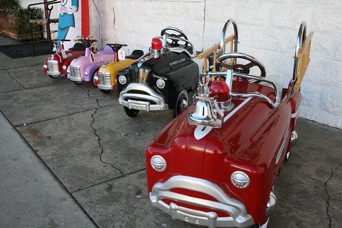 Toy Fleet
