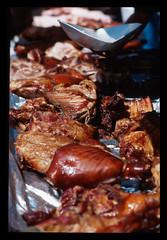 meat (gianluca_cozzolino) Tags: world black colour 35mm reflex nikon emotion market havana cuba dia steak trinidad habana emotions nikonfm2 fm2 diapositiva reportage lahabana analogic diapo gianluca cozzolino nikonblack gianlucacozzolino nikonanalogic