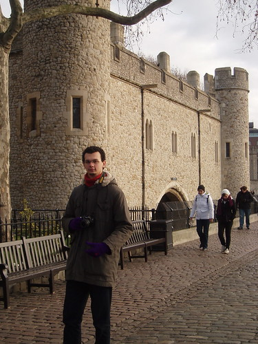 Tom - Tower of London