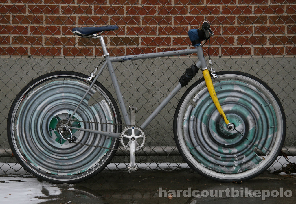Ebbin hardcourt polo bike full