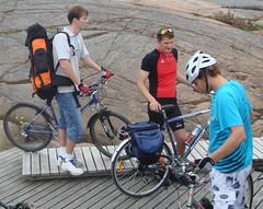 Rattamatkal Ahvenamaal 2007, 4