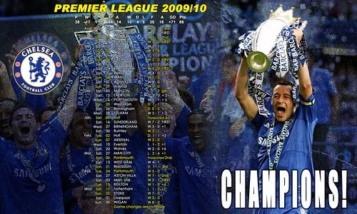 Chelsea Champions 2009/10 #2
