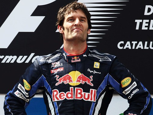 Mark Webber - GP Espanha 2010