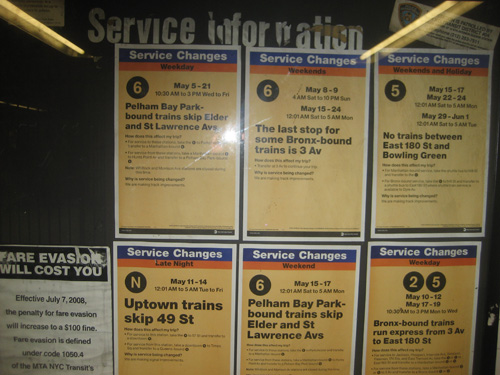 serviceChange