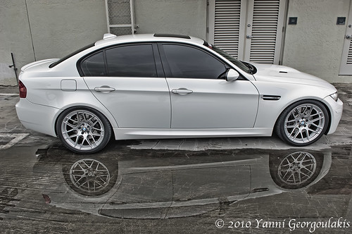 Bmw E90 m3 Stance Bmw E90 m3 Reflection