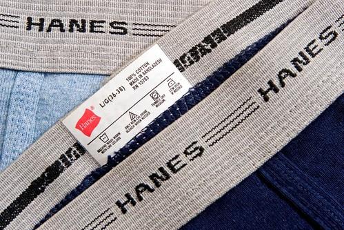 Hanes Label