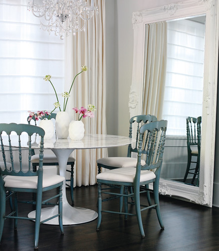 dining room - style at home