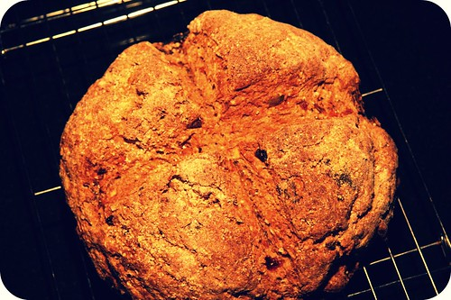 baked soda bread
