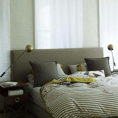Decadent master bedroom