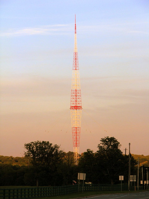 The WSM Radio Tower