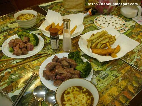 v我們的晚餐(001)