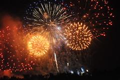 Guy Fawkes fireworks from Battersea Park DSC_0998