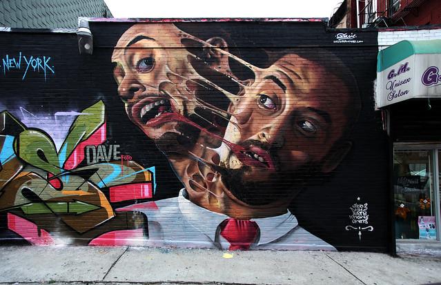 DASIC - Bushwick, Brooklyn (2010)