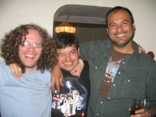 the three amigos (click para ver más grande)