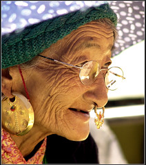 Traditional and Stylish! U saw her before in B&W (Sukanto Debnath) Tags: old portrait smile women searchthebest market sony traditional ornaments elder nosering ethnic coolest f828 sikkim jesters debnath supershot ravangla mywinner abigfave anawesomeshot 50millionmissing travelerphotos sukanto sukantodebnath humanbodygallery2incolors noseringthefeminine