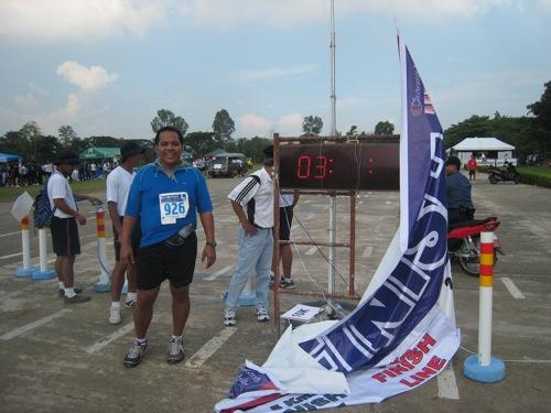 Run for P.E.A.C.E 21k - 7