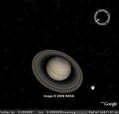 Google Earthグーグルアース6つの空と宇宙3Dの旅 グーグルアースで3Dの惑星を見る