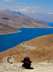 Yazuoyongcuo, Tibet (^^^ ^^^) Tags: china light favorite water highlands nikon flickr heaven plateau culture tibet highland tibetan  coolest  gao amateurphotographer startrooper asianphotographer chinesephotographer amateur