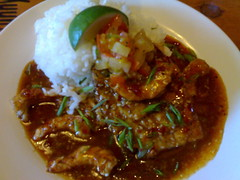 Spicy Fish Pot Rice