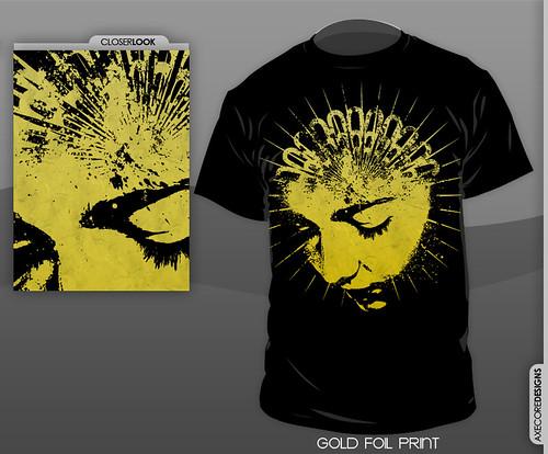 Seraph Impaled T-Shirt