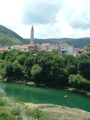 View from the Turkish House, Mostar (Gruenemann) Tags: mostar bosnia bosna