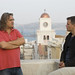 Paul Greengrass  y matt Damon