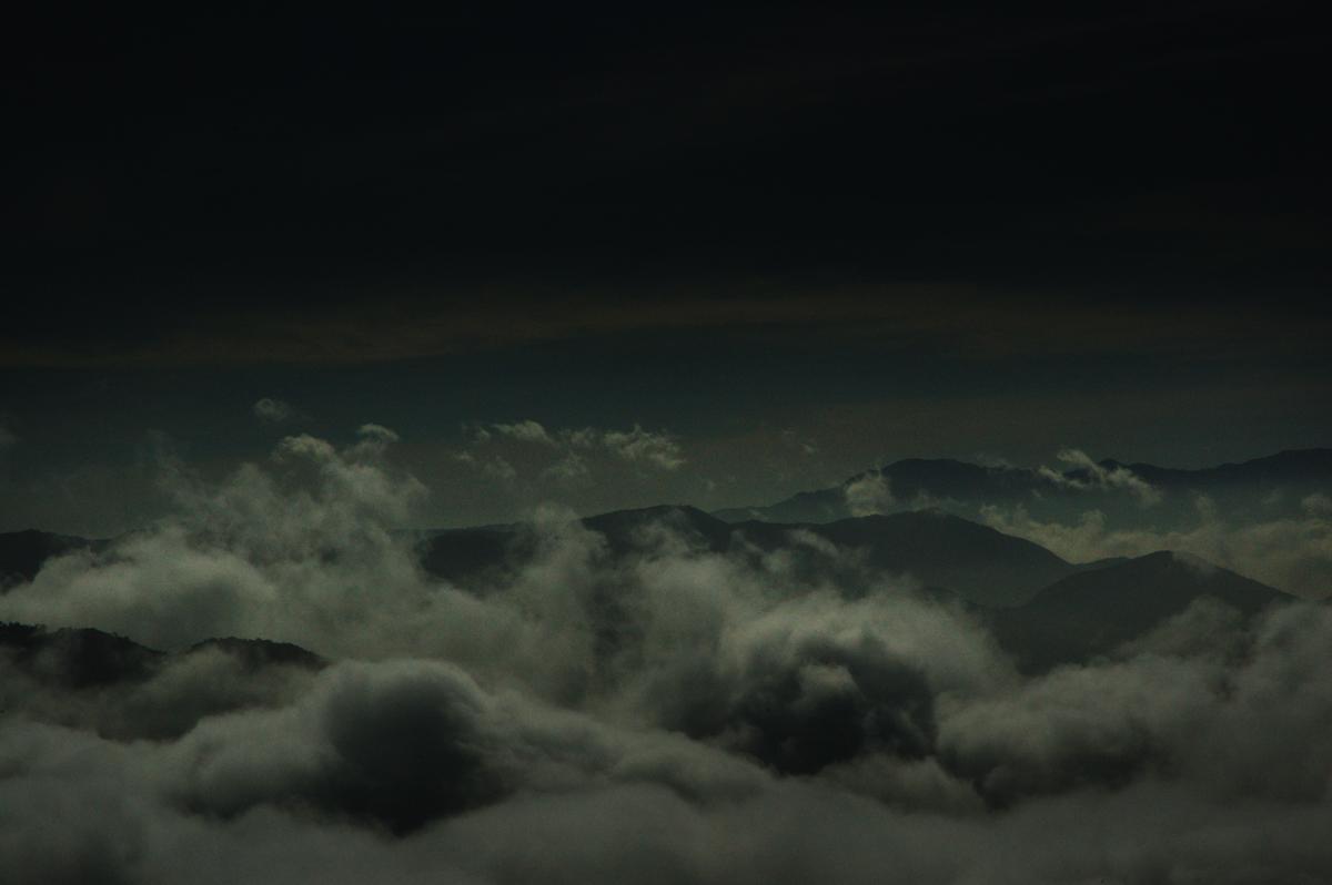 慰霊登山 茅ヶ岳山頂