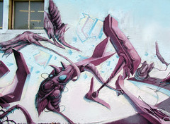 montanastyle_battle (Fat Heat .hu) Tags: wall graffiti mural concept cfs coloredeffects fatheat