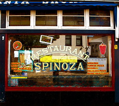 TURKISH RESTAURANT SPINOZA - by Akbar Simonse