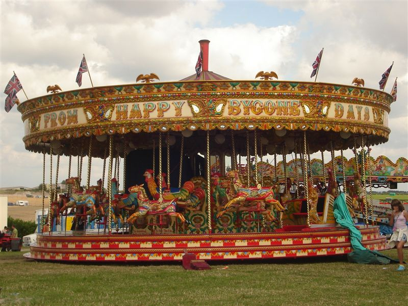 Old time rides at GDSF 2007 - iMOD: For All Fairground, Street and ...