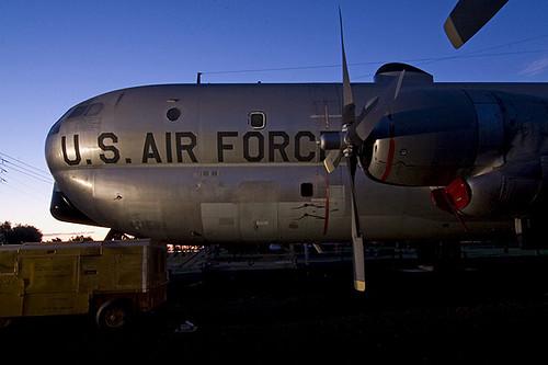 Boeing KC-97L Stratofreighter